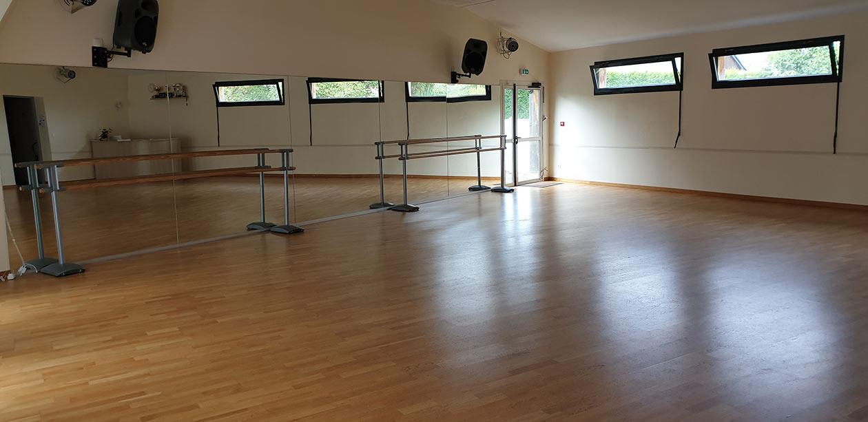 salle de danses