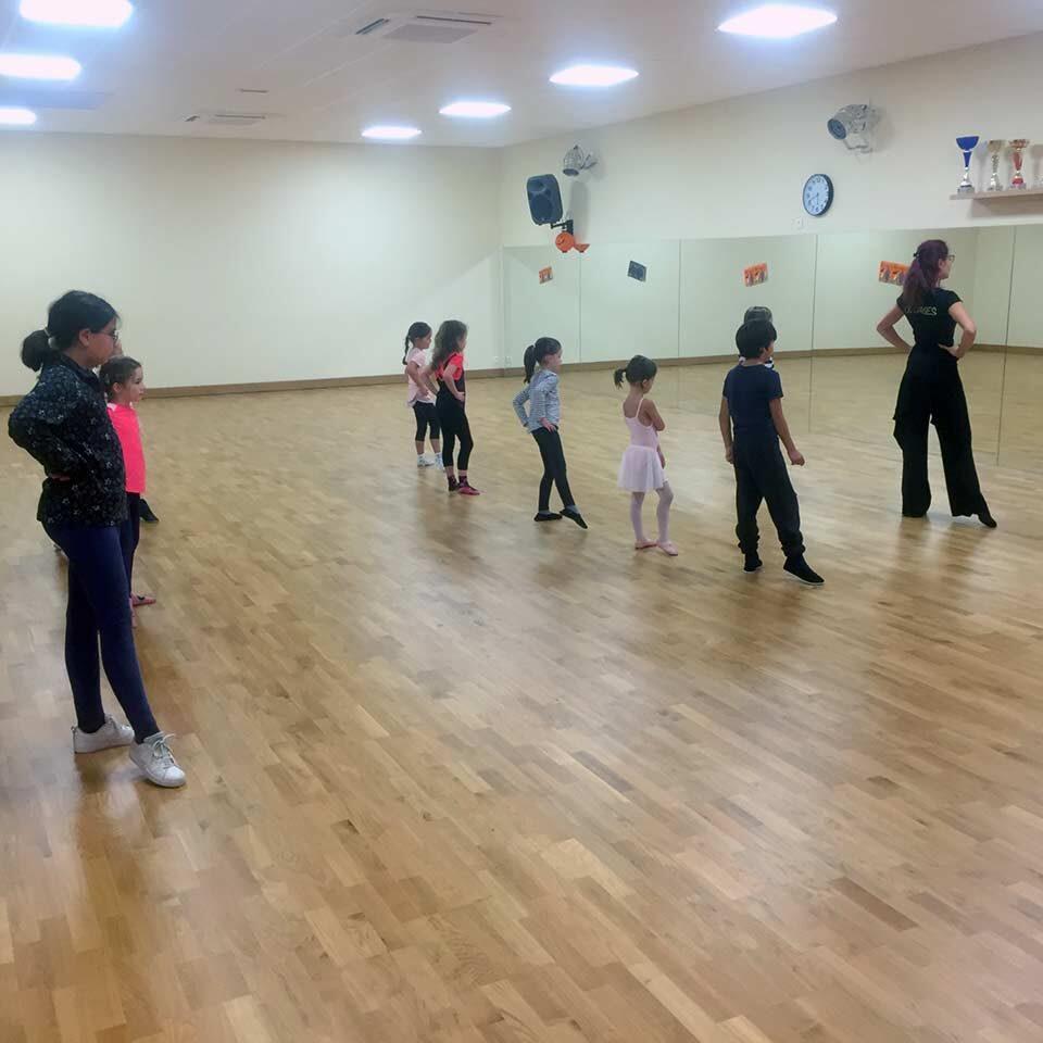 Danse sportive pour les 5-11 ans